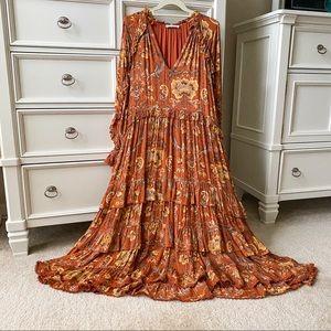 🌸SPELL DESIGNS🌸 Aurora Boho Dress SMALL